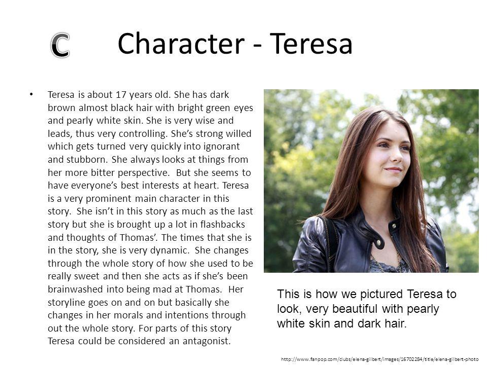 Character - Teresa C.
