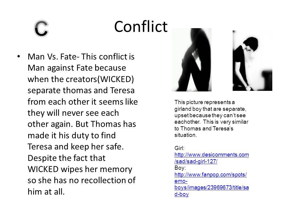 Conflict C.