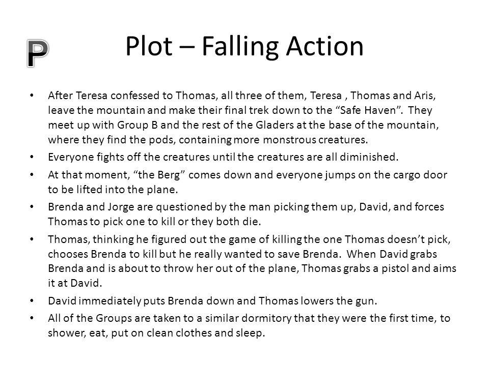 Plot – Falling Action P.