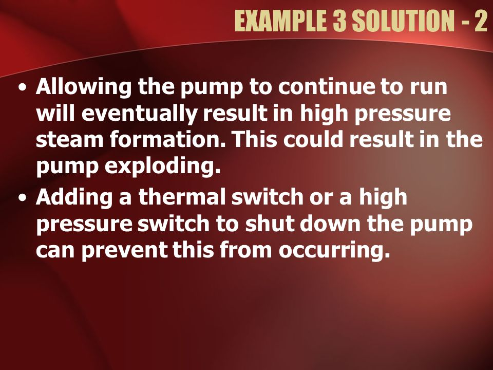 EXAMPLE 3 SOLUTION - 2