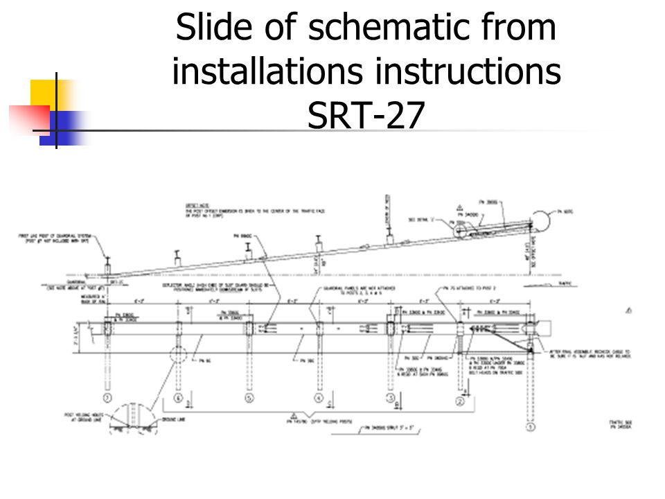 Slide of schematic from installations instructions SRT-27