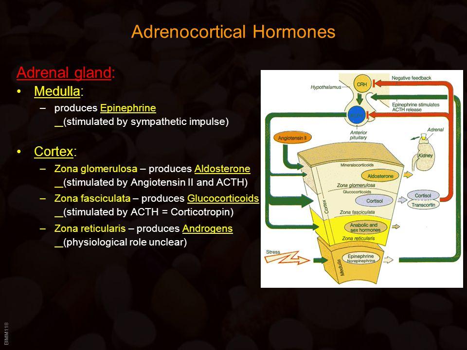 Adrenocortical Hormones