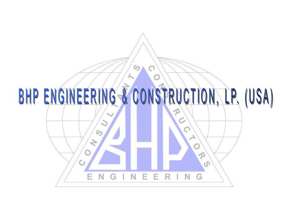 BHP ENGINEERING & CONSTRUCTION, LP. (USA)