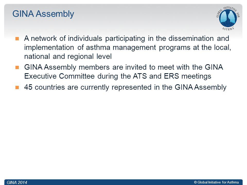 GINA Assembly