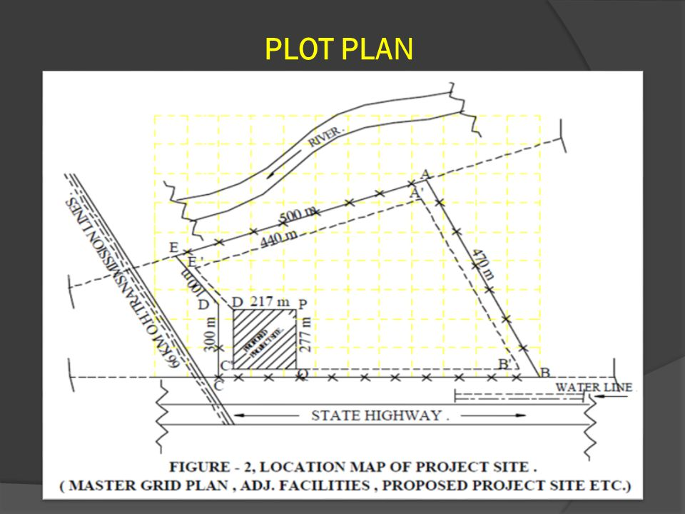 plot plan and equipment layout pdf