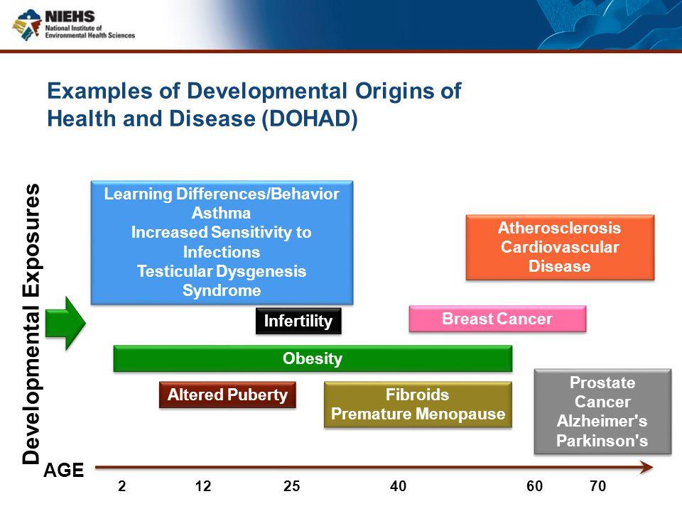 Developmental Exposures