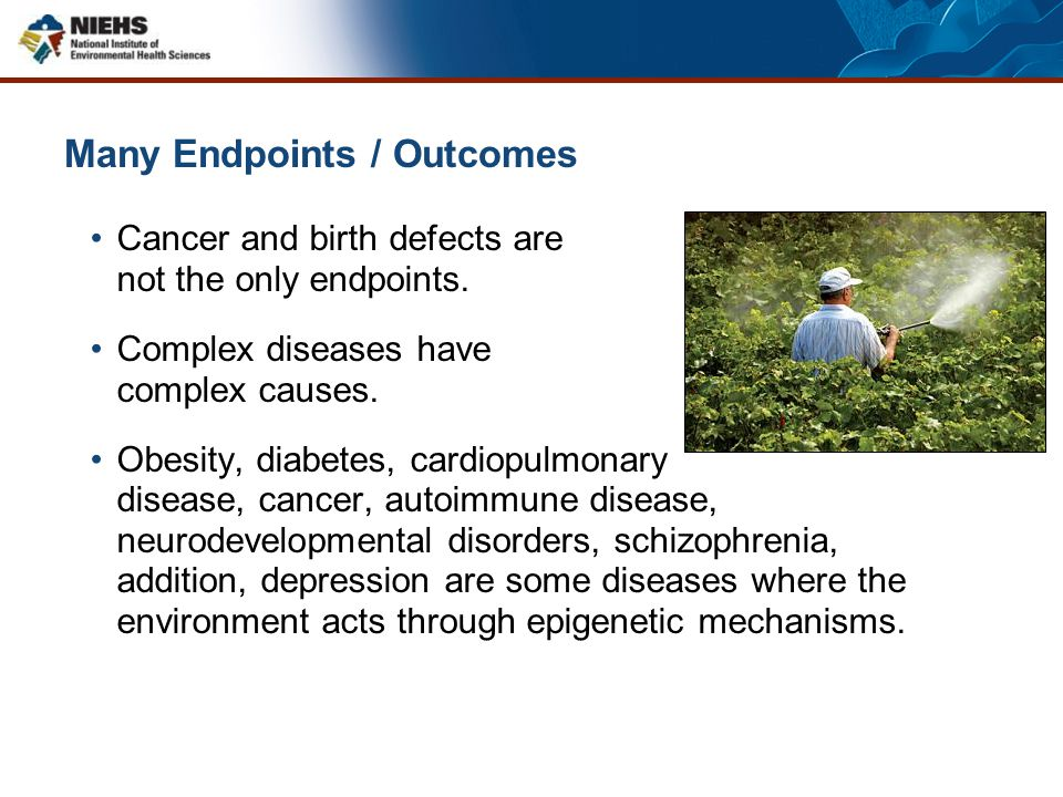 Many Endpoints / Outcomes