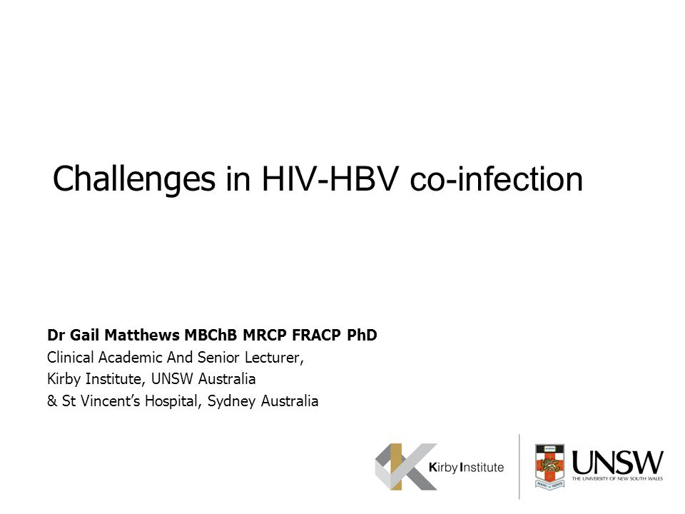 Challenges in HIV-HBV co-infection
