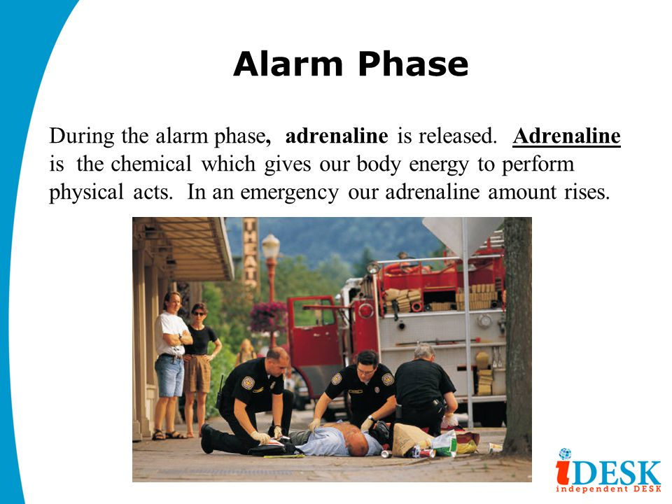 Alarm Phase