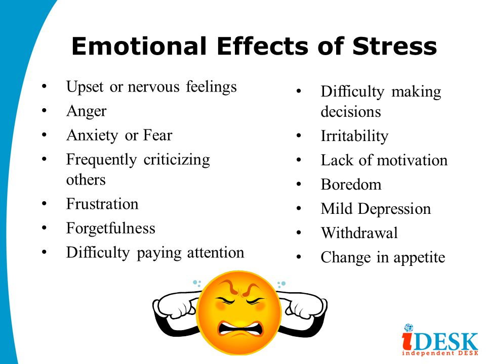 anger physical mental affects Psychological stress describes what people feel when they are under mental, physical psychological stress and cancer physical, emotional, and social effects.