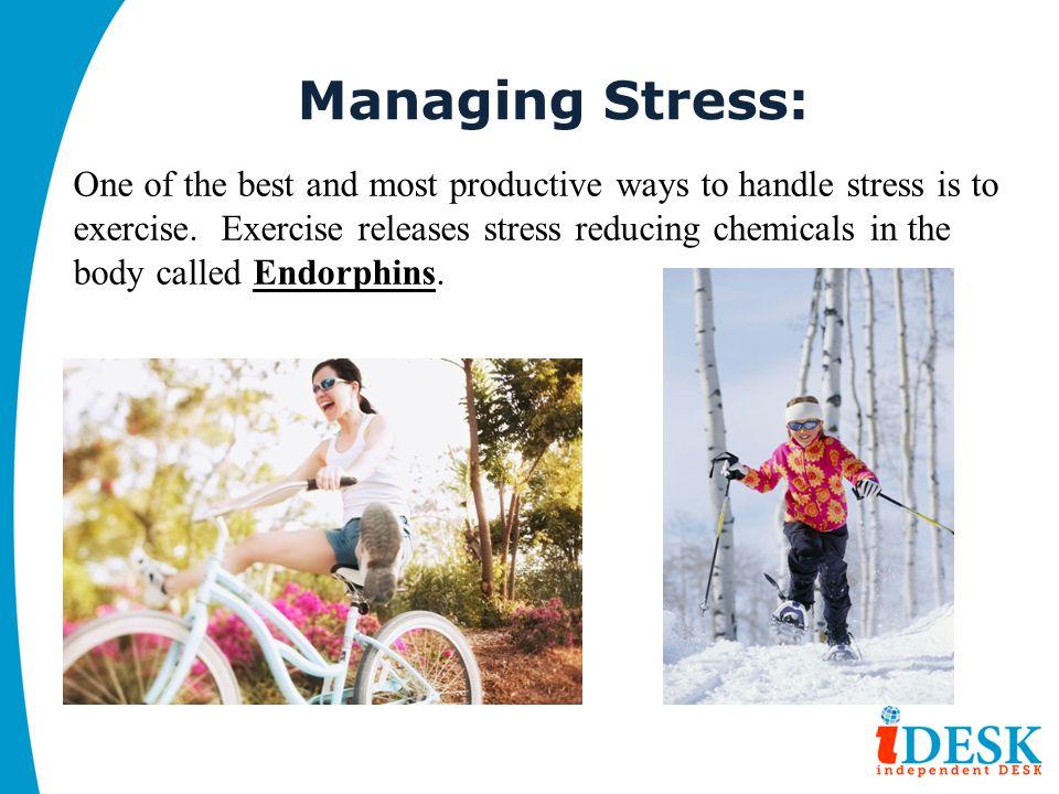 Managing Stress: