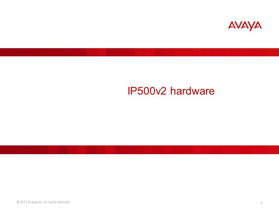 IP500v2 hardware