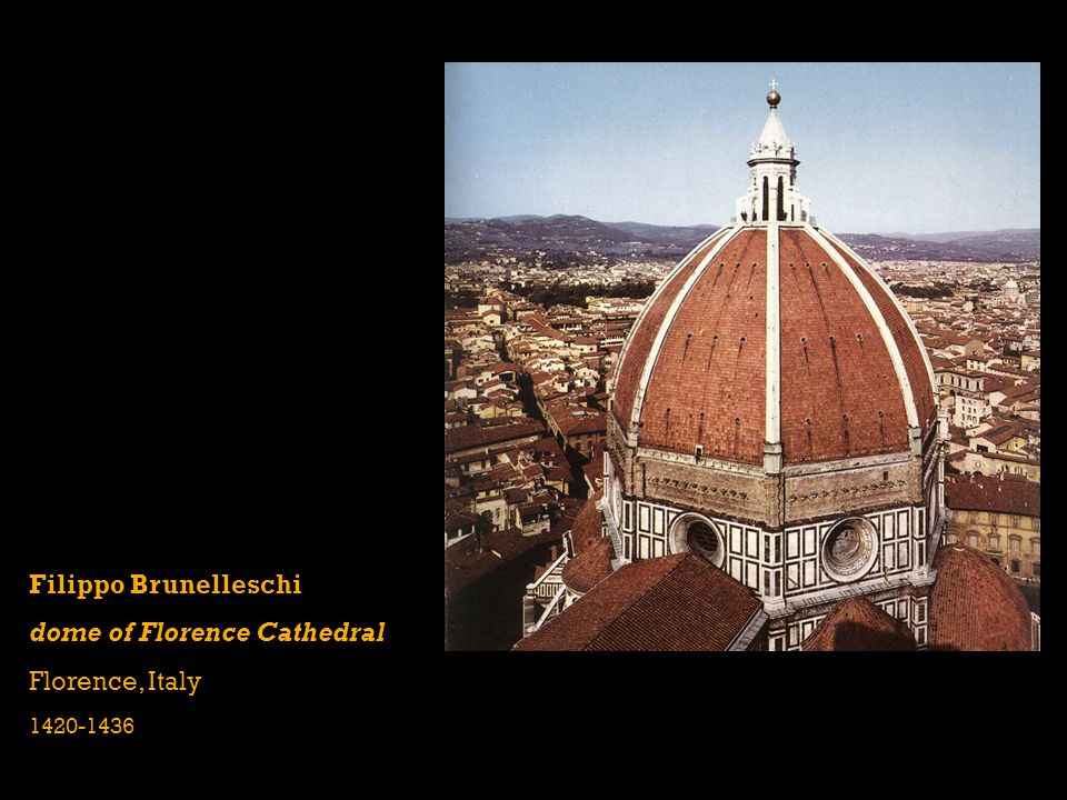 dome of Florence Cathedral Florence, Italy