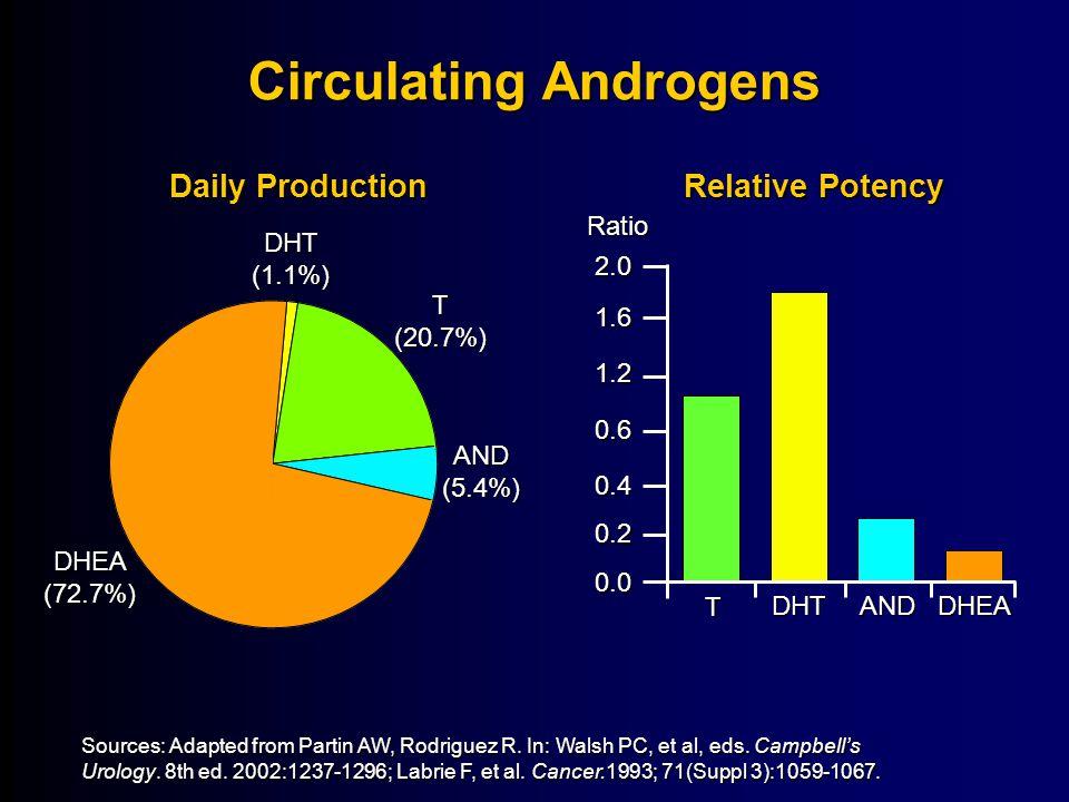 Circulating Androgens