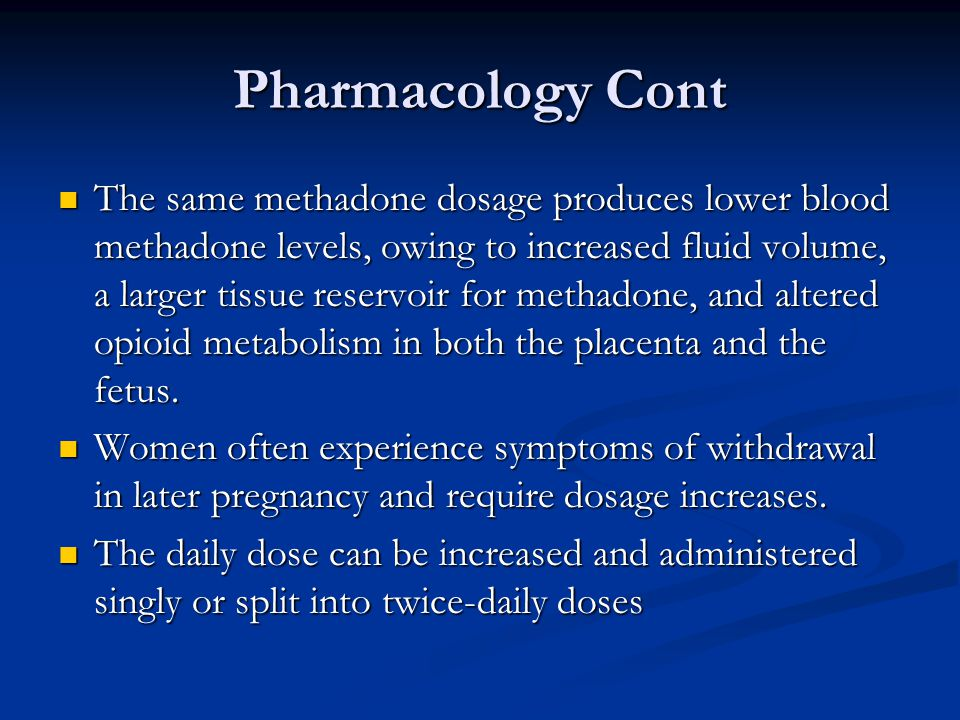 Pharmacology Cont
