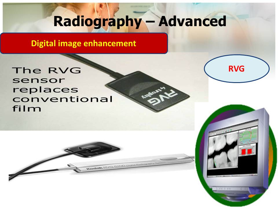 Radiography – Advanced
