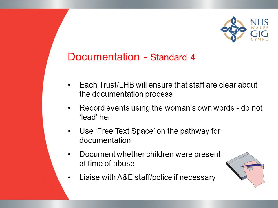 Documentation - Standard 4