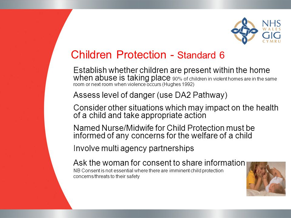 Children Protection - Standard 6