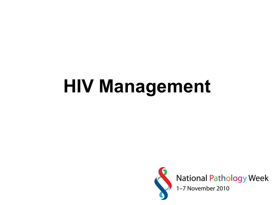 HIV Management