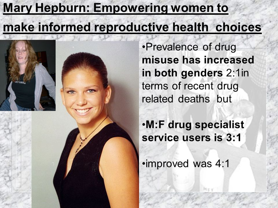 Mary Hepburn: Empowering women to make informed reproductive health choices