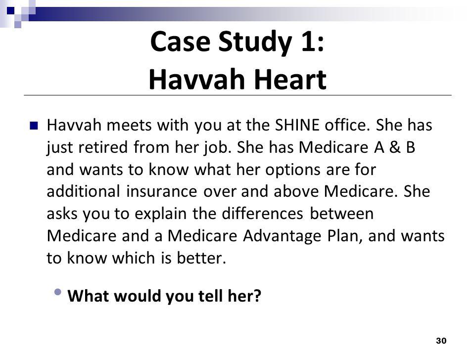Case Study 1: Havvah Heart