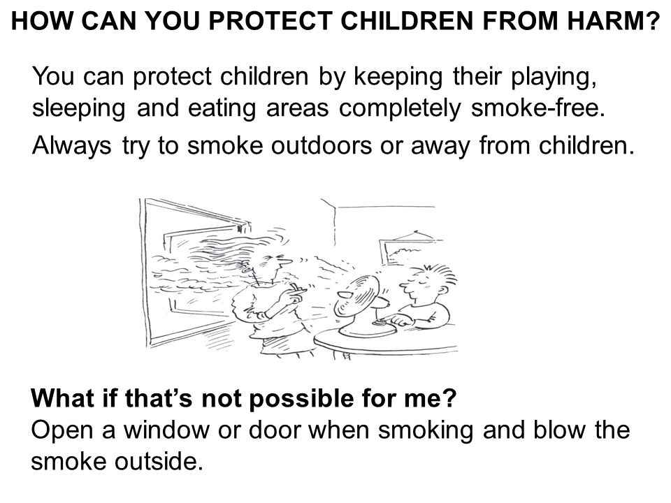 HOW CAN YOU PROTECT CHILDREN FROM HARM