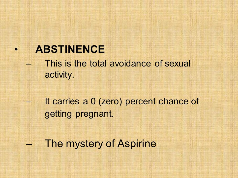 The mystery of Aspirine