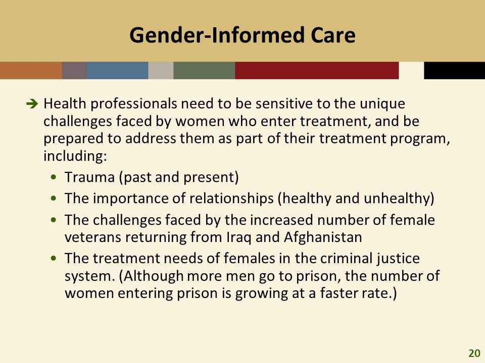 Gender-Informed Care