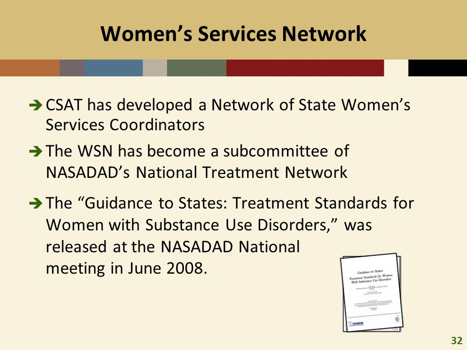 Women's Services Network