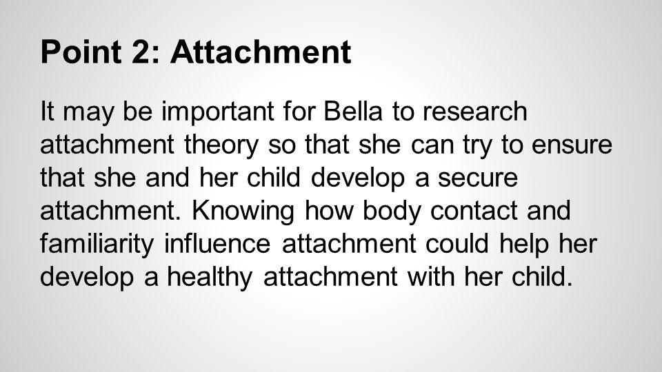 Point 3: Temperament