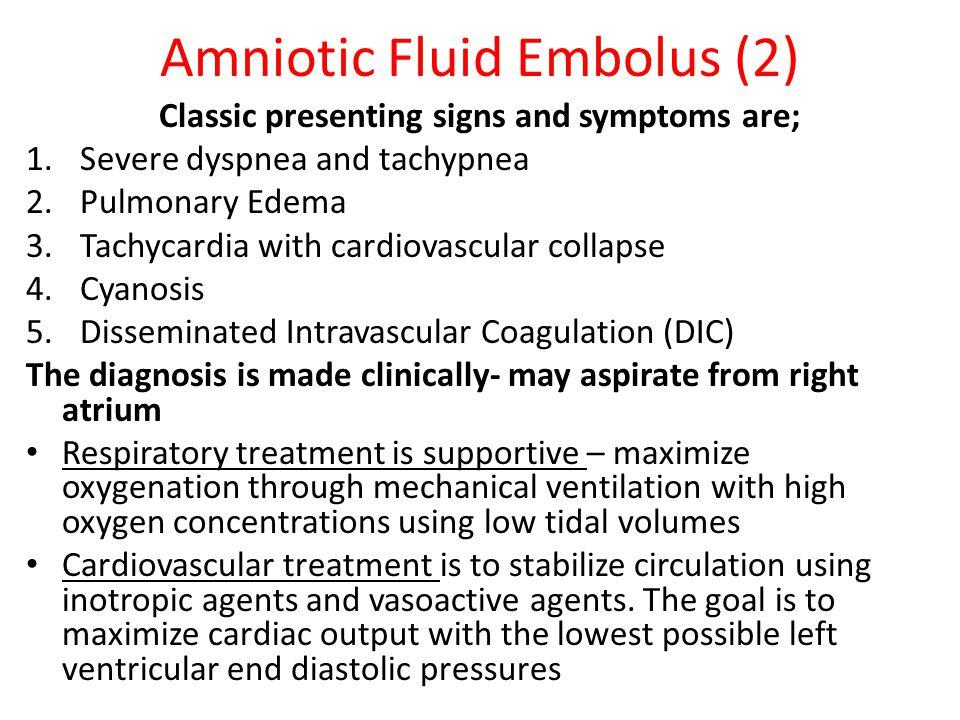 Amniotic Fluid Embolus (2)