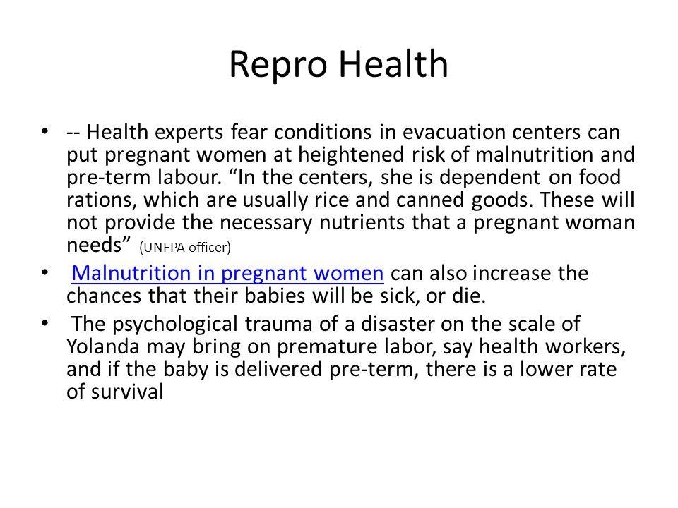 Repro Health