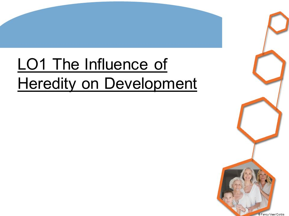 LO1 The Influence of Heredity on Development