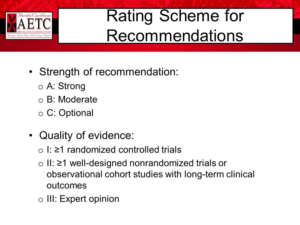 Rating Scheme for Recommendations