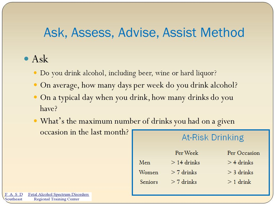 Ask, Assess, Advise, Assist Method