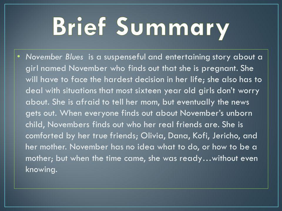 Brief Summary