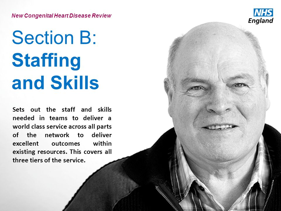 Section B: Staffing and Skills
