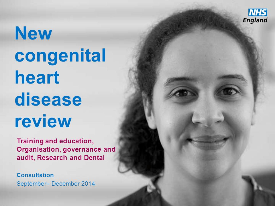New congenital heart disease review