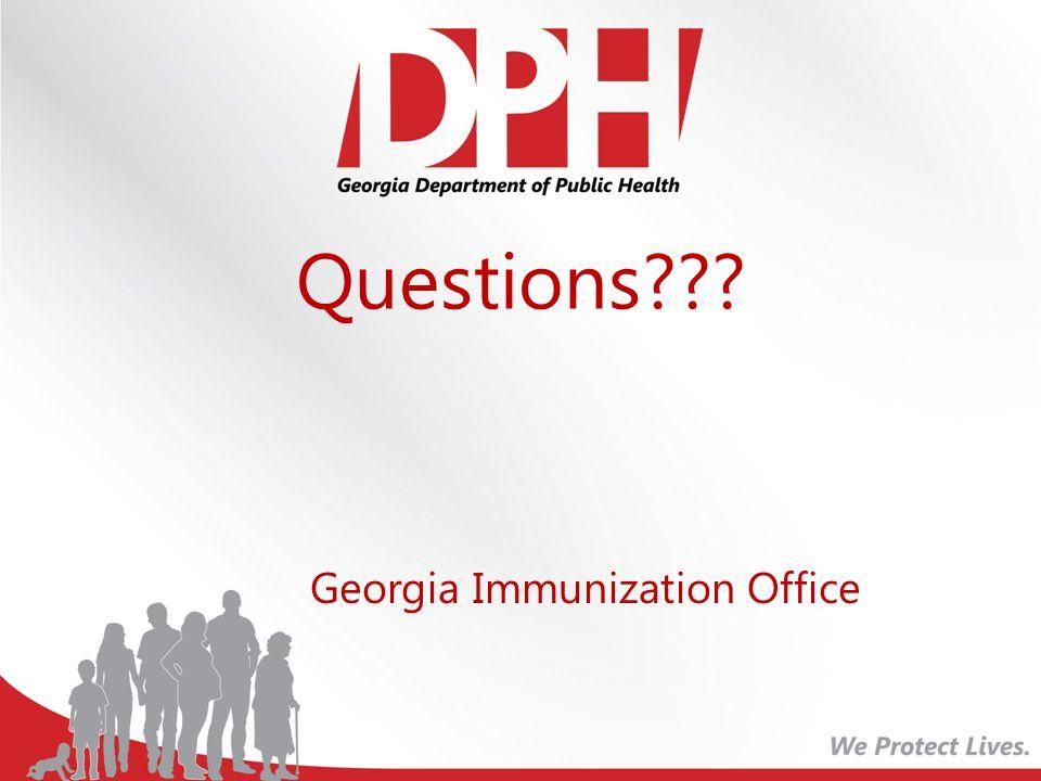 Georgia Immunization Office