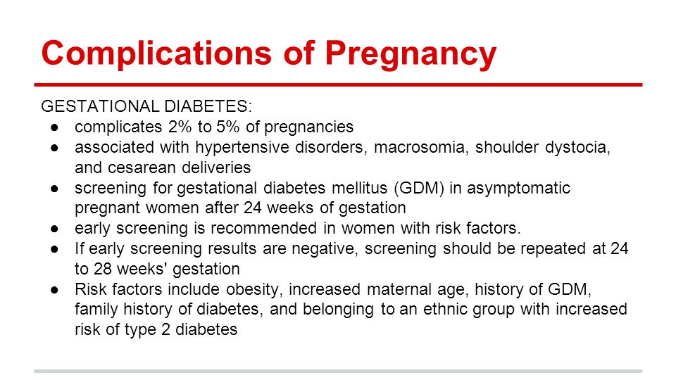 gestational diabetes and african american women Pregnant women with gestational diabetes are at increased risk for maternal and   2 diabetes mellitus (hispanic, native american, south or east asian, african.