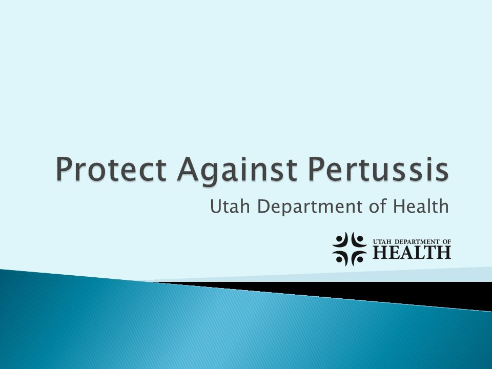 Protect Against Pertussis
