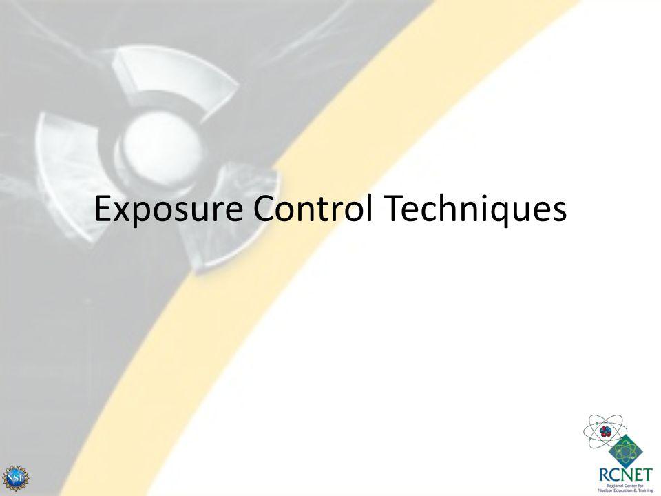 Exposure Control Techniques