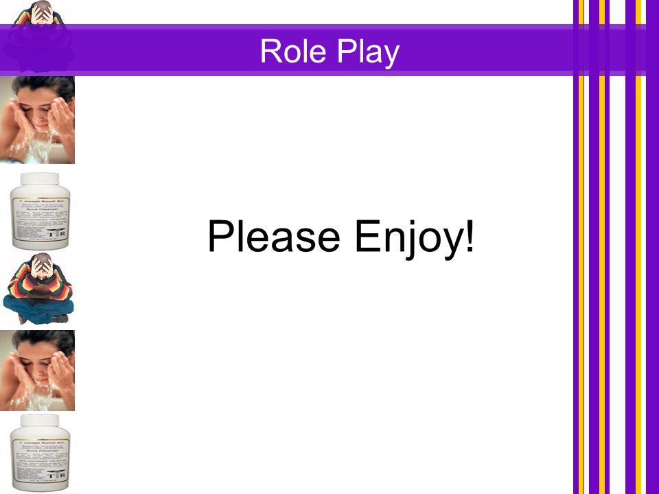 Role Play Please Enjoy!
