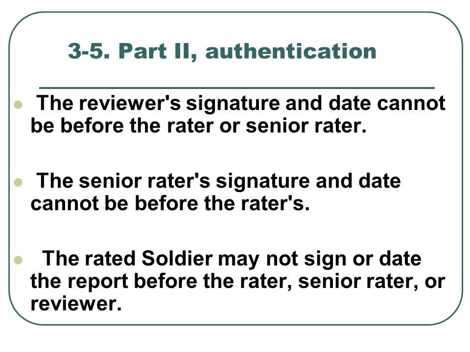 3-5. Part II, authentication