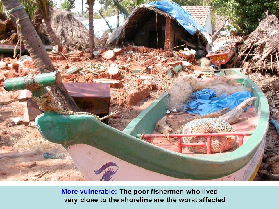 tsunami in india