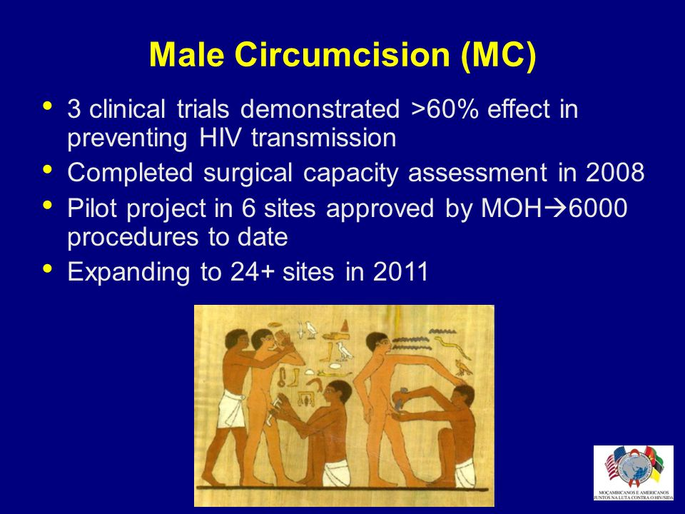 Male Circumcision (MC)