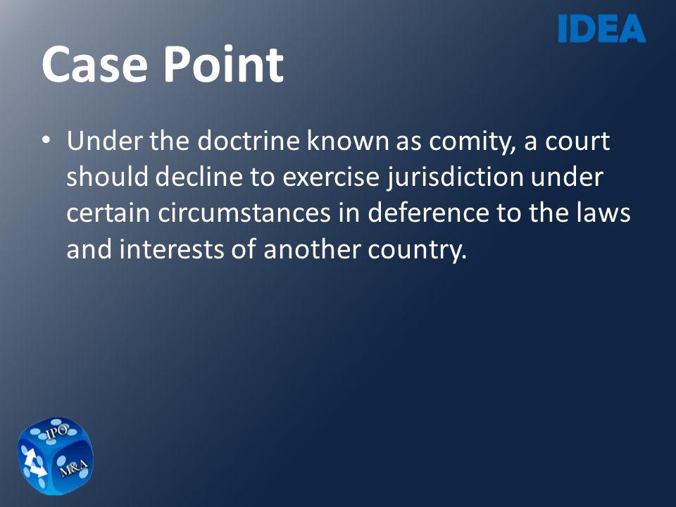 Case Point