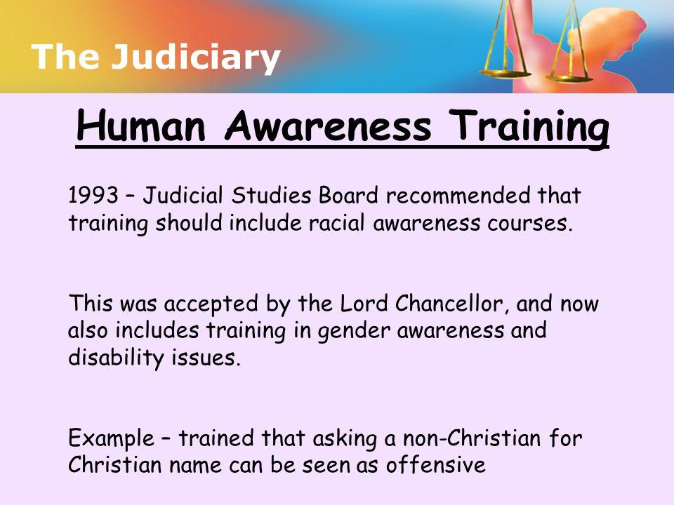 Human Awareness Training