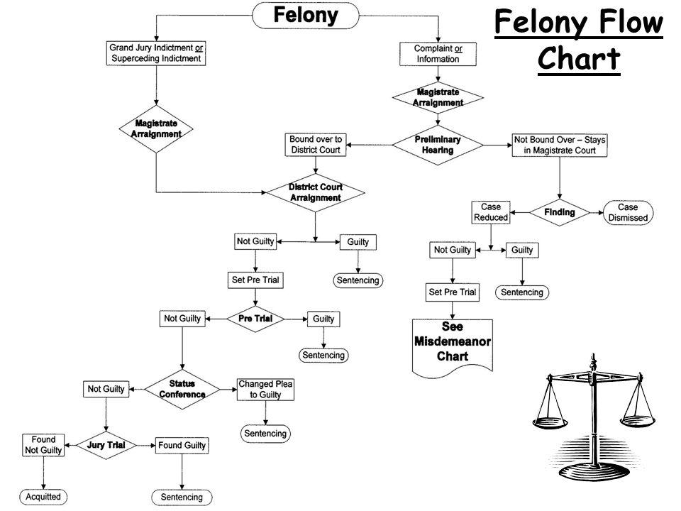 Felony Flow Chart