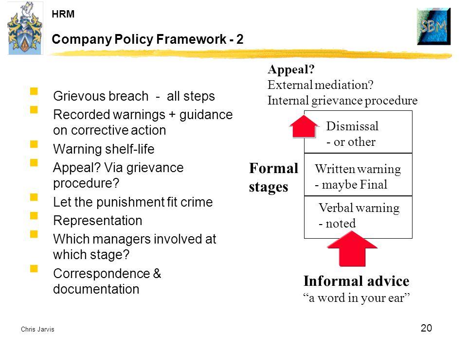 Company Policy Framework - 2